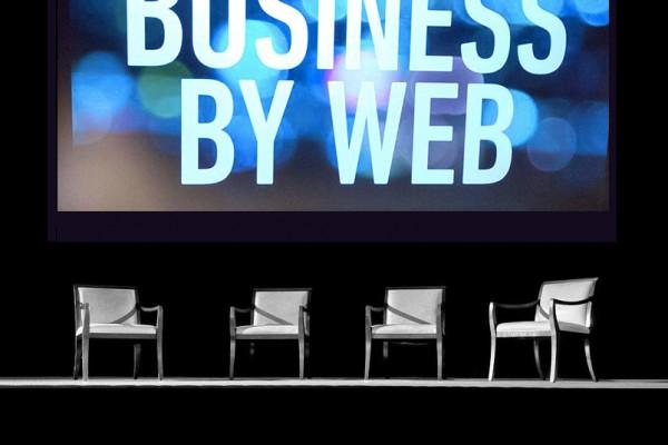 Paneldebatt om framtidens webb