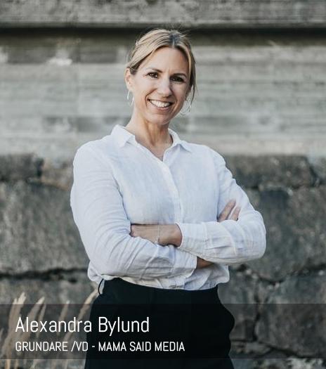 Alexandra Bylund Mama Said
