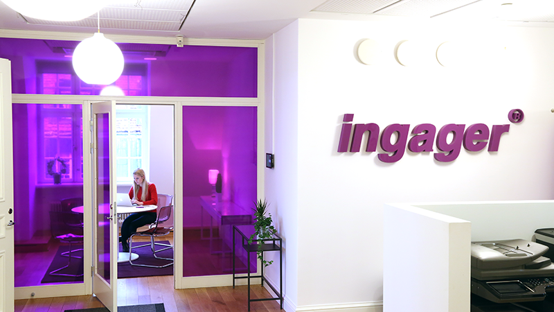 Ingager