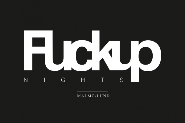 fuckup nights