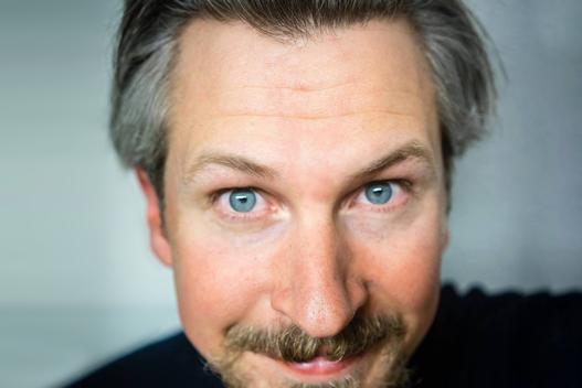 Erik Starck – Startup studio Malmö