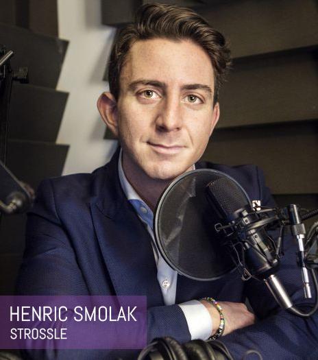 Henric Smolak - Strossle