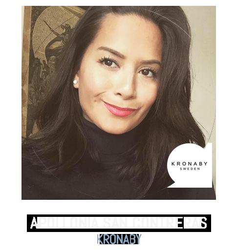 Apollonia San Contreras Kronaby