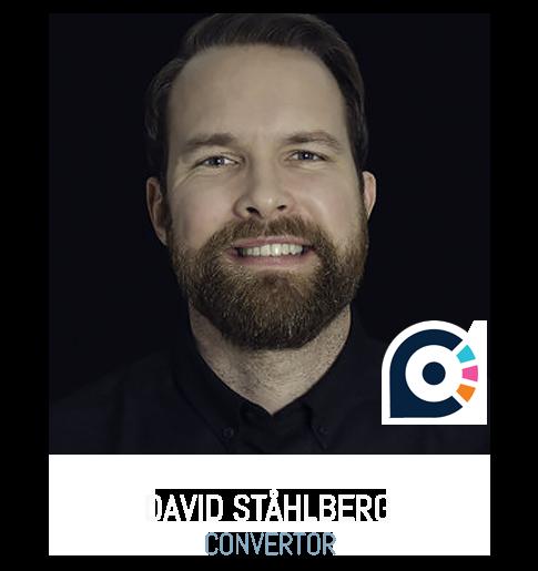David Ståhlberg föreläsare