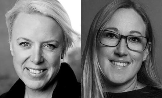 Ann-Sofie Krol & Maria Gester från byBrick Insights föreläser på Internet i fokus!