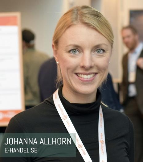 Johanna Allhorn E-handel.se