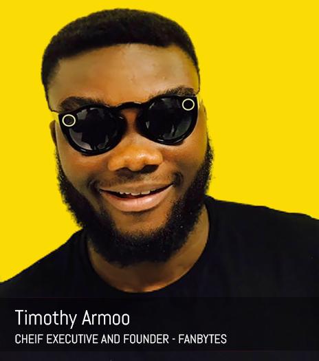 Timothy Armoo