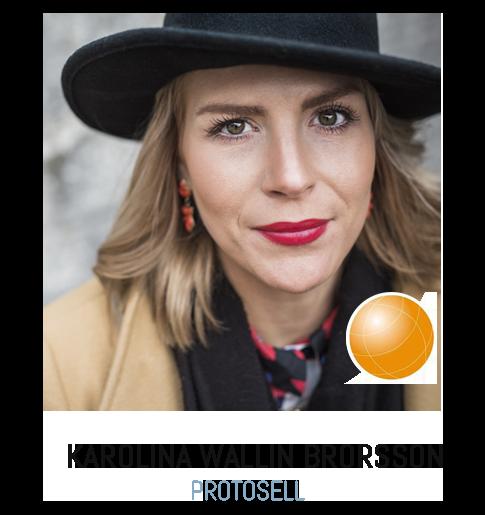 Karolina Wallin Brorsson ProToSell