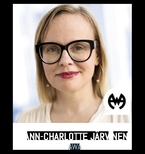 Ann-Charlotte Järvinen AWA