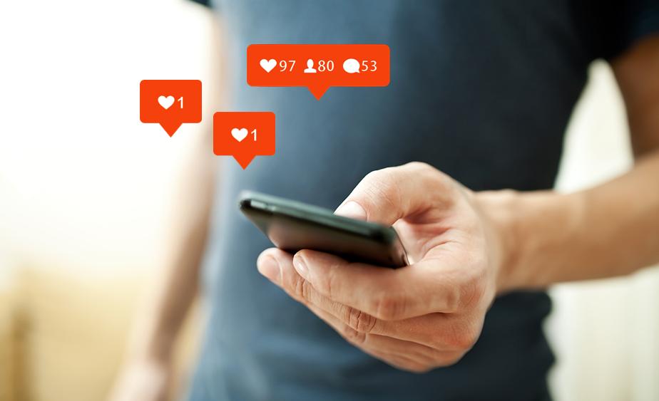 sociala medier 2019
