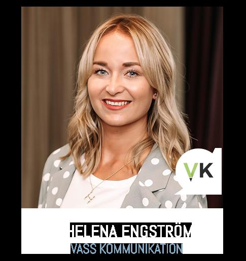 Helena Engström vass kommunikation