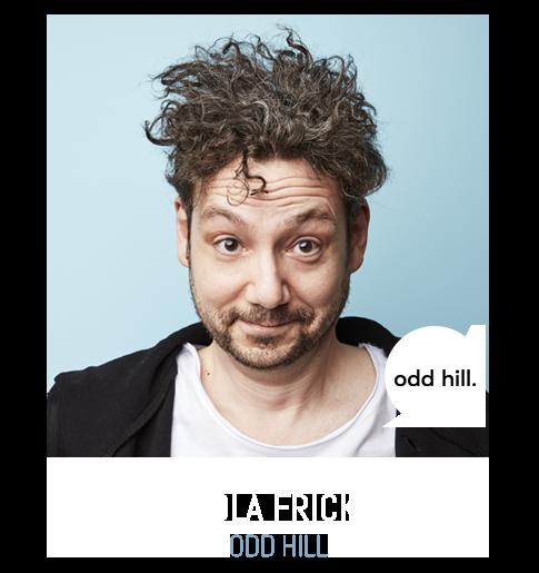 Ola Frick ODD HILL
