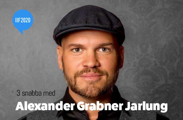 3 snabba med Alexander Grabner Jarlung