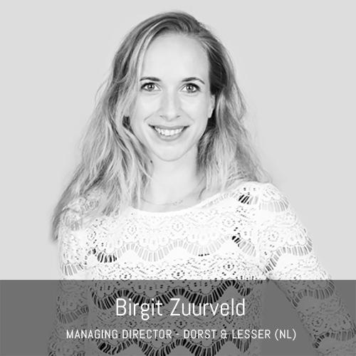 Birgit Zuurveld - Dorst & Lesser