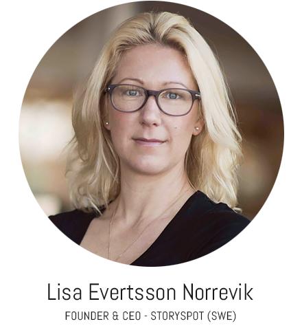 Lisa Evertsson Norrevik Storyspot